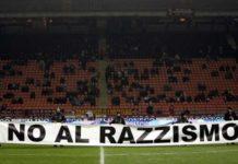calcio e razzismo