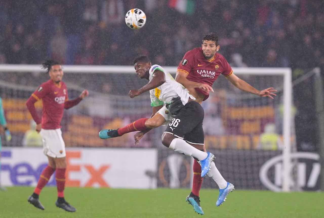 Roma Borussia rigore inventato
