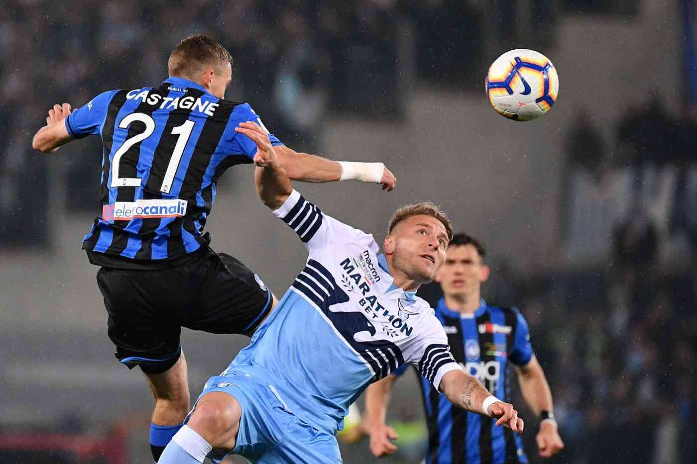 Lazio Atalanta Streaming Tv