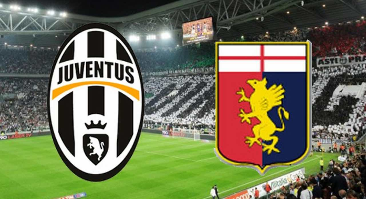 juventus-genoa 2-1 highlights