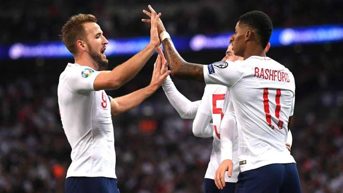 Kosovo Inghilterra 0 4 Gol E Highlights Show Dei Tifosi Di Casa Video