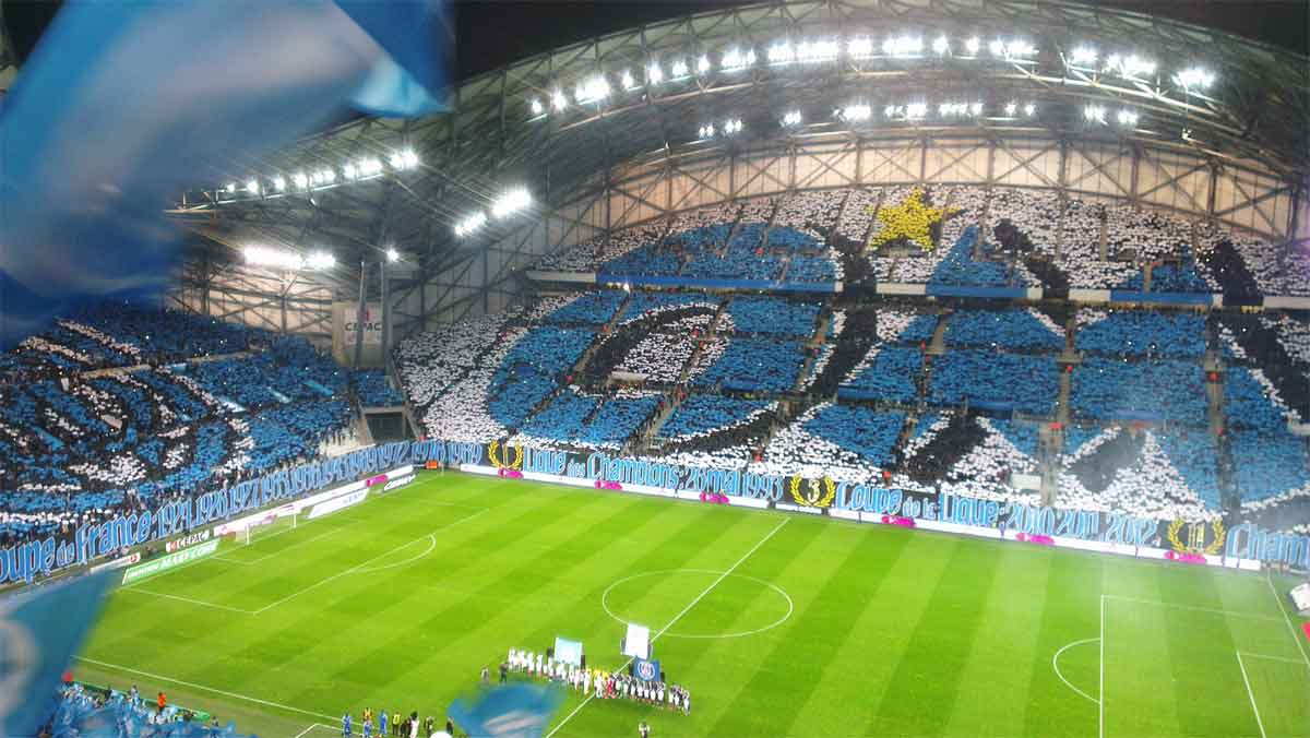 Marsiglia Stadio Velodrome