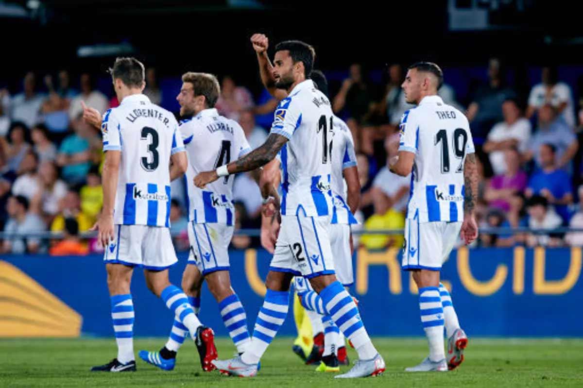 Pronostico Getafe - Real Sociedad