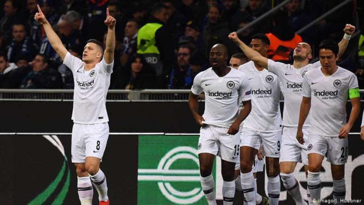 Eintracht Francoforte-Werder Brema