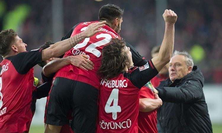 Friburgo - FC Schalke 04