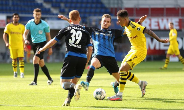 pronostico Paderborn-Borussia Monchengladbach