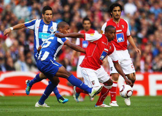 Primeira Liga: Braga-Porto