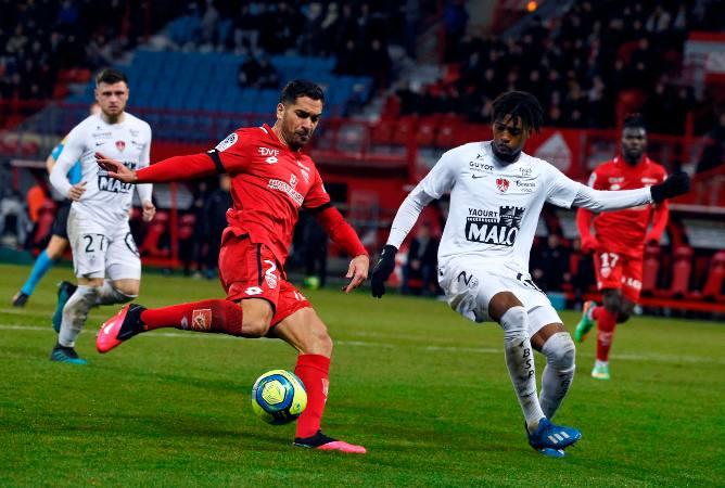 Dijon - Angers pronostico
