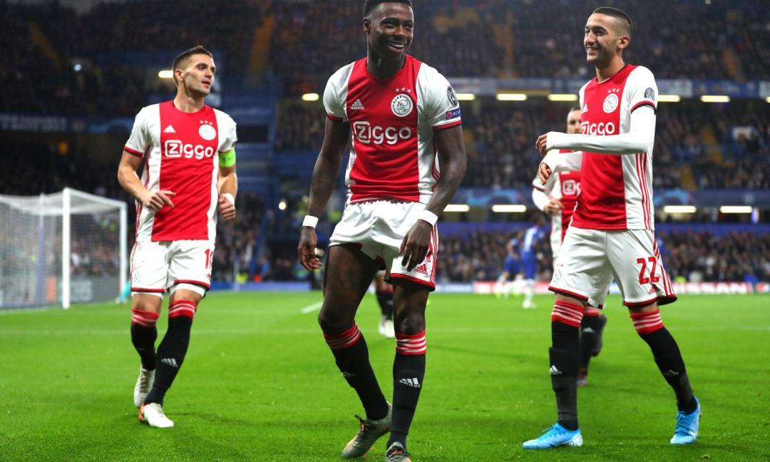 Pronostico Ajax - Waalwijk
