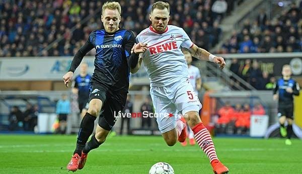 Arminia Bielefeld - FC Colonia