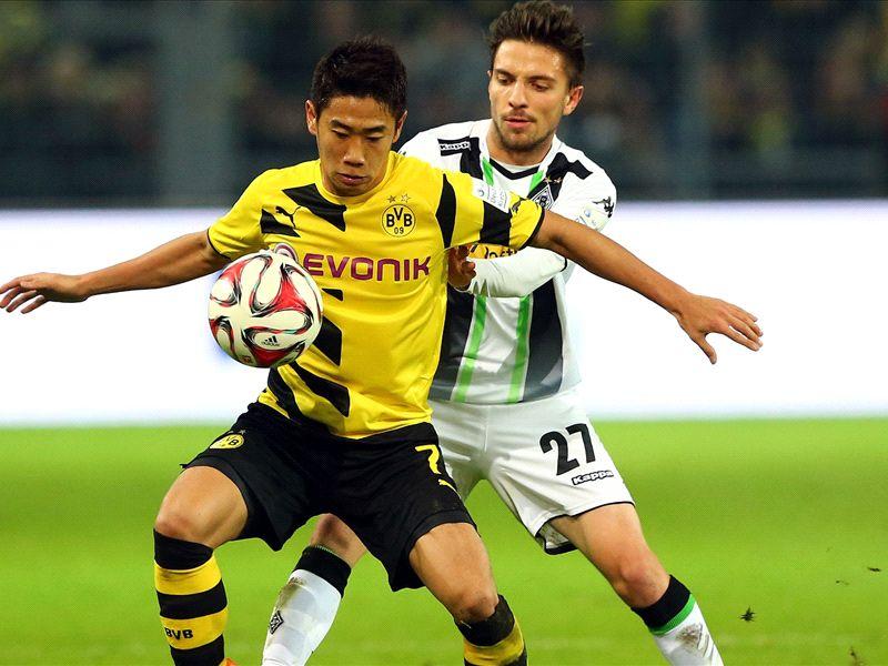 Borussia Dortmund - B. M'gladbach