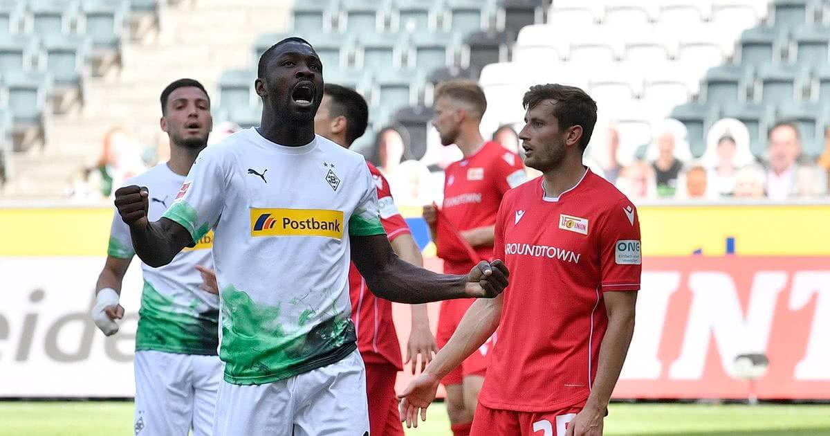 Borussia M'gladbach - FC Union Berlino