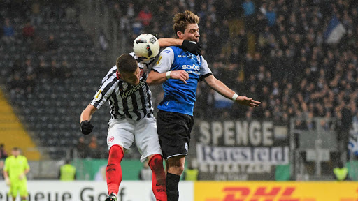 Eintracht Francoforte - Arminia Bielefeld