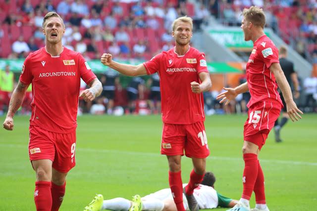 FC Union Berlino - Augsburg