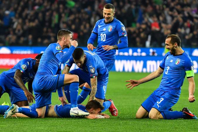 Italia - Bosnia pronostico