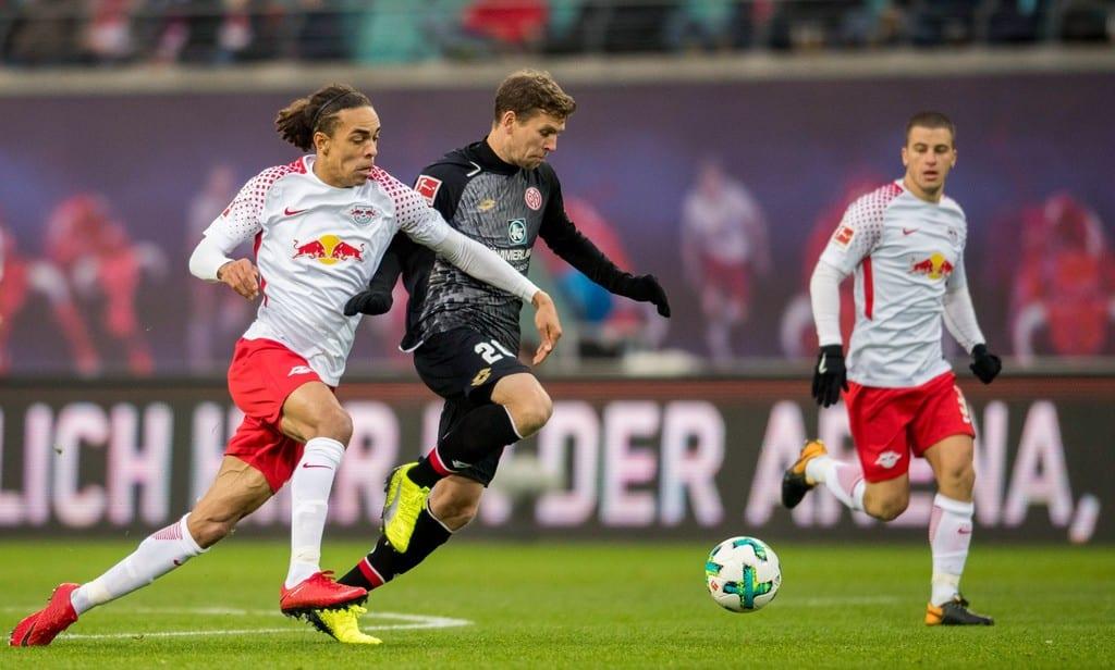 RB Lipsia -FSV Mainz 05
