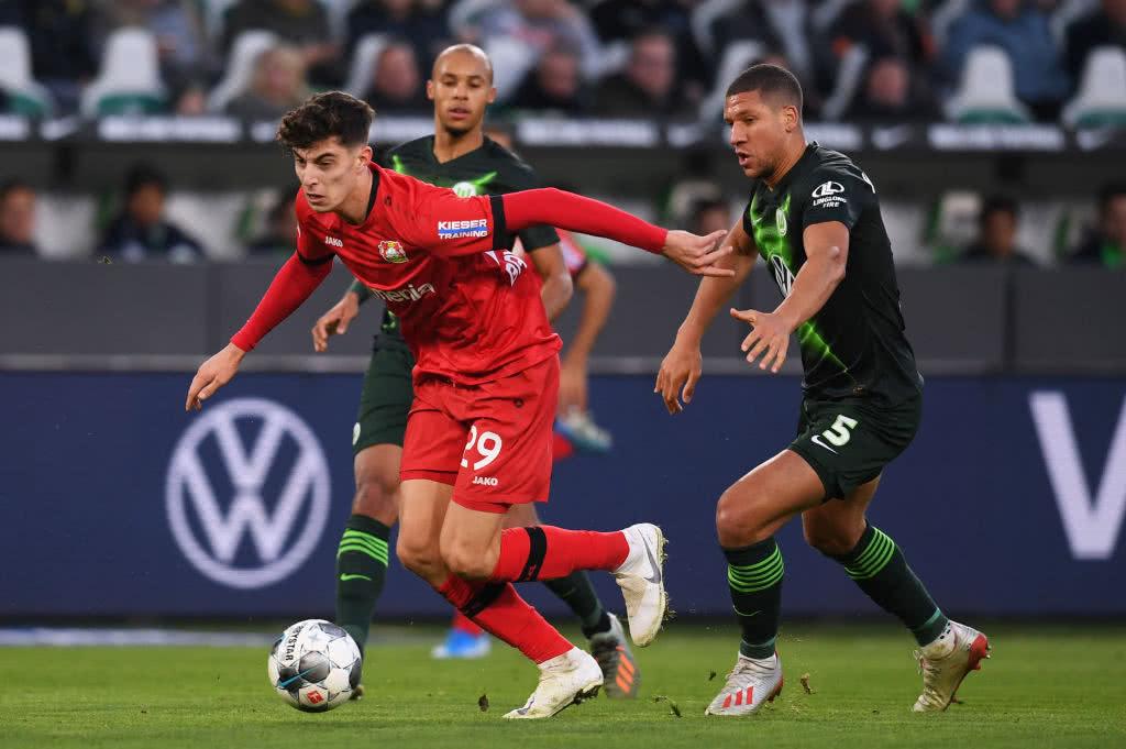 Wolfsburg Leverkusen