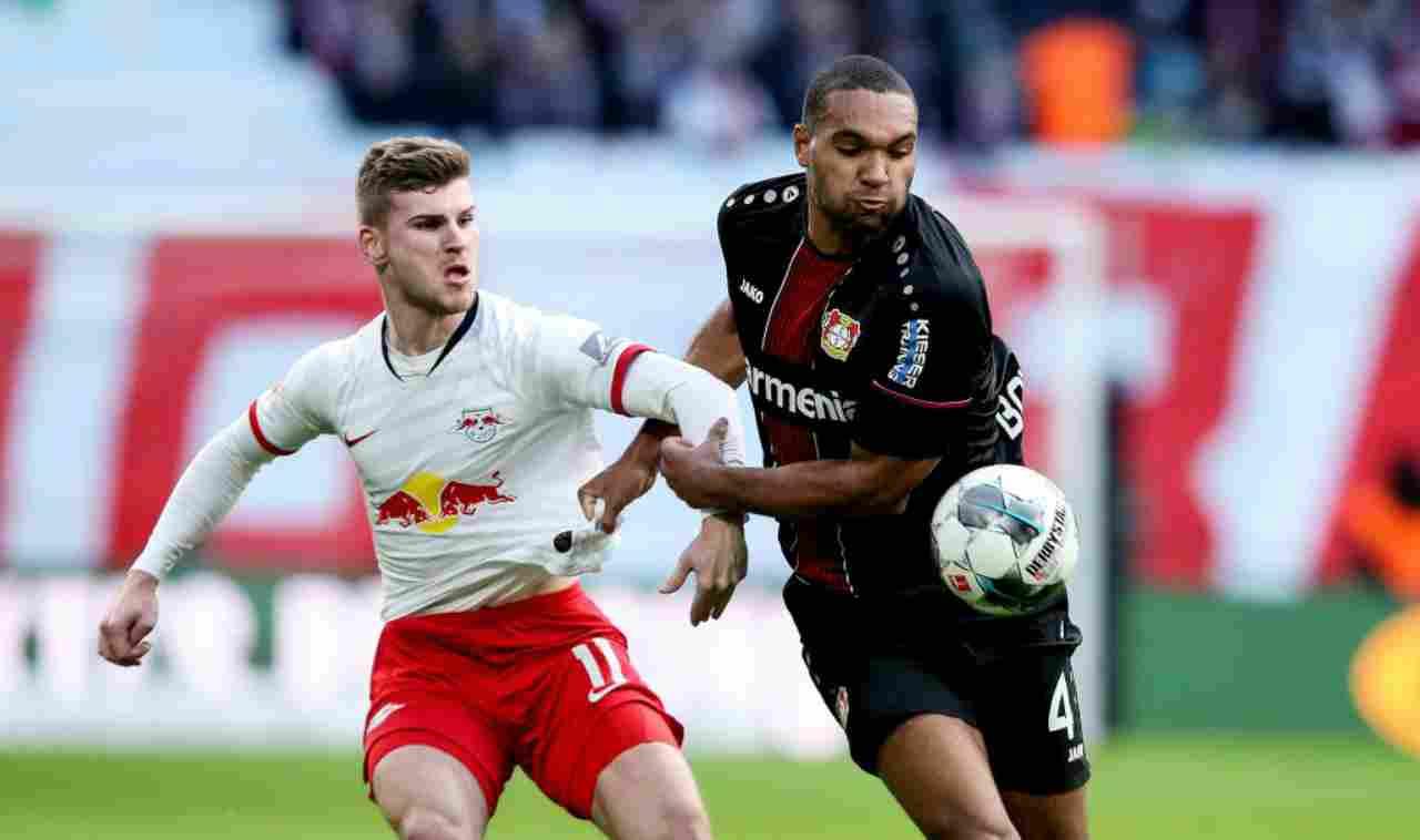 Bayer Leverkusen - Lipsia