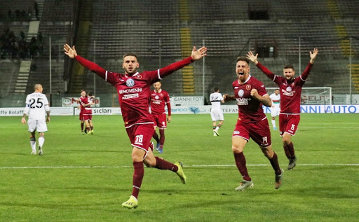 Pronostico Entella - Reggina
