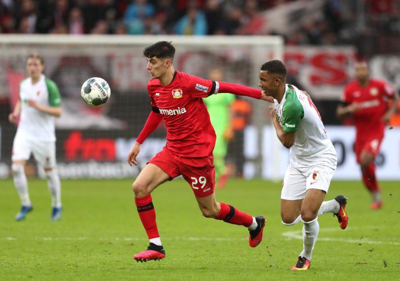 Bayer Leverkusen-FC Augsburg