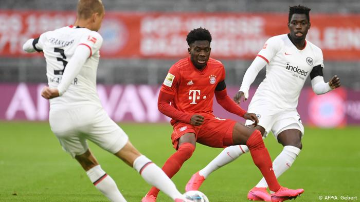 Bayern Monaco-Eintracht Francoforte