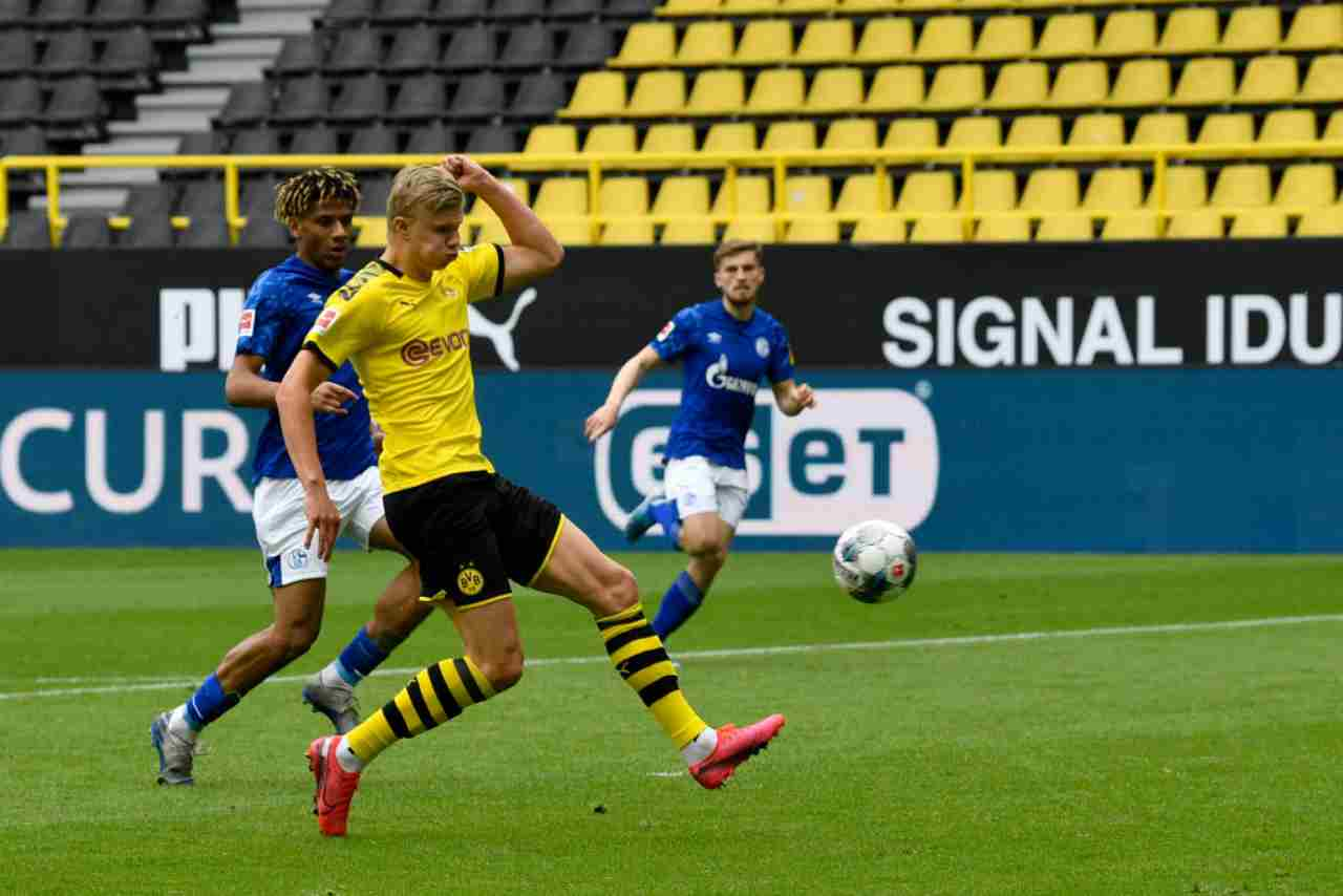 Borussia Dortmund-FC Schalke 04