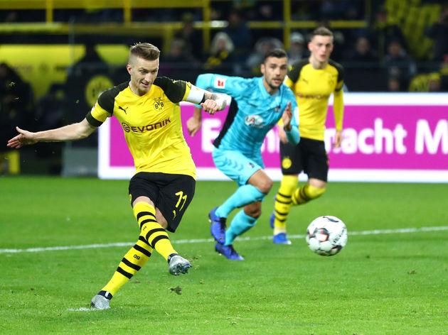 Borussia Dortmund-Friburgo