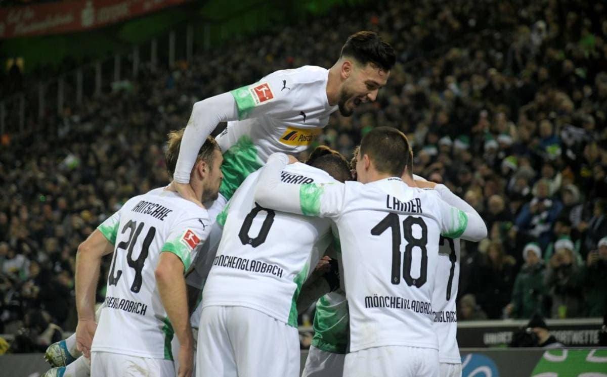 Borussia M'gladbach-Lipsia
