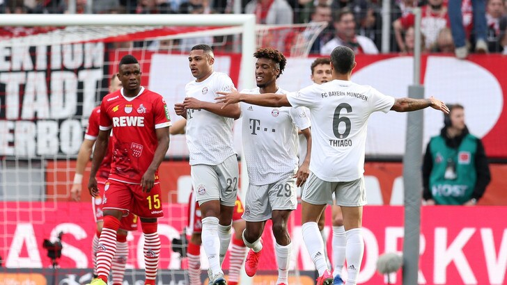 Colonia-Bayern Monaco