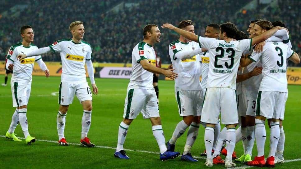 Colonia-Borussia M'gladbach
