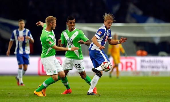 Hertha Berlino-Wolfsburg