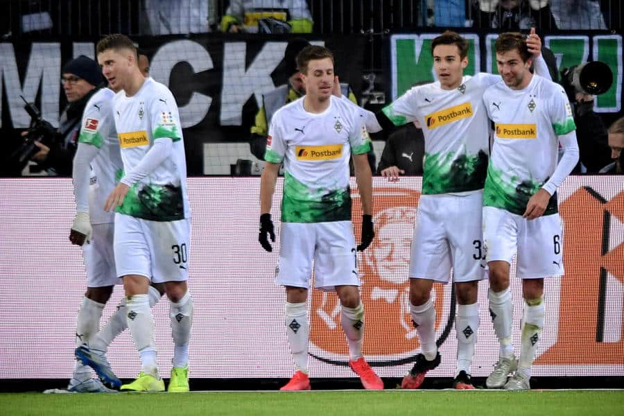 Mainz 05-Borussia M'gladbach