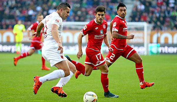 FC Augsburg-Mainz
