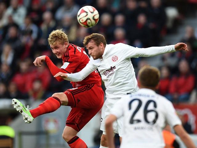 Mainz - Bayer Leverkusen