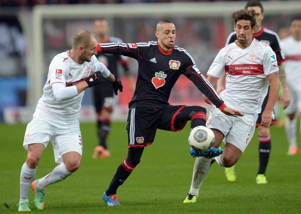 Stoccarda-Bayer Leverkusen