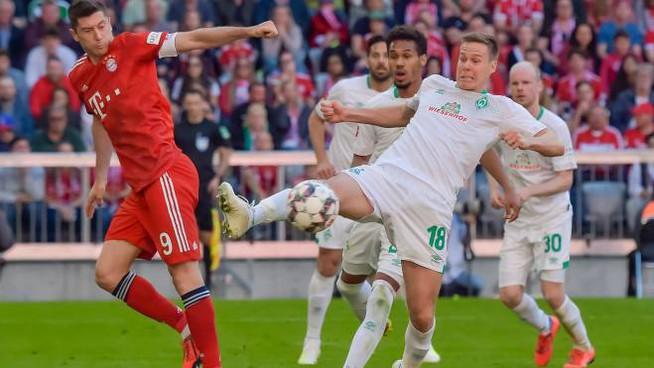 Bayern Monaco-Werder Brema