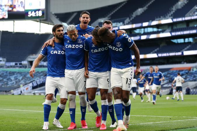 Everton - Manchester Utd pronostico