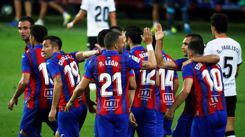 Pronostico Huesca - Eibar