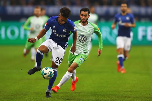 Schalke 04-Wolfsburg