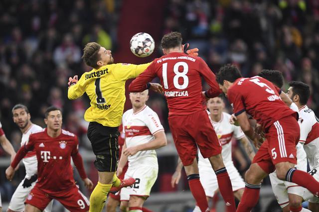 Stoccarda-Bayern Monaco