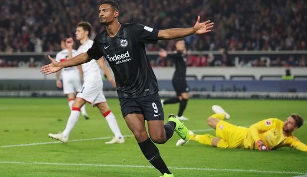 Stoccarda-Eintracht Francoforte