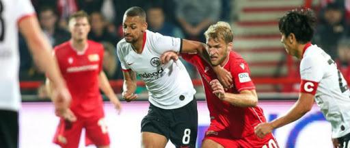 Union Berlino-Eintracht Francoforte