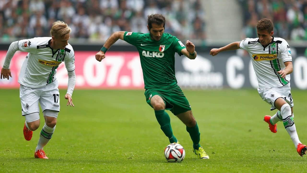 Borussia M'gladbach-Augsburg:
