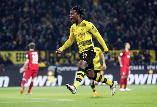 Eintracht Francoforte-Borussia Dortmund, in programma sabato 5/12/20 alle 15:30 e' una delle gare della decima giornata della Bundesliga 2020-2021.