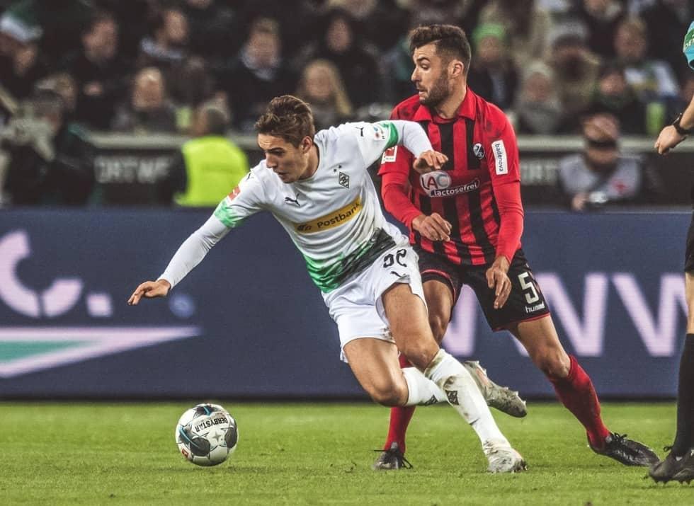 Friburgo-Borussia M'gladbach
