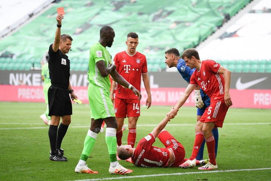 Bayern Monaco-wolfsburg