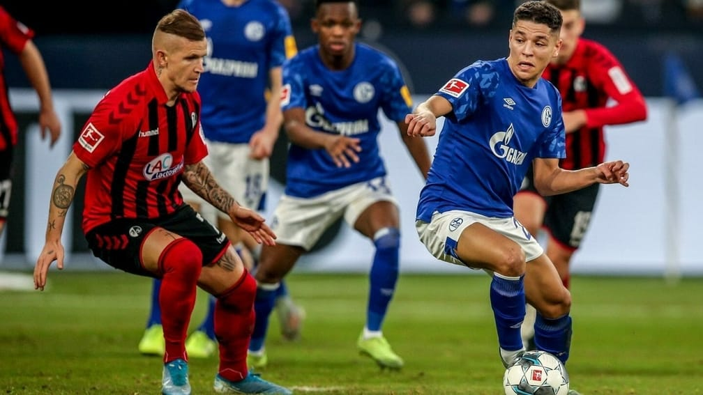 Schalke 04-Friburgo