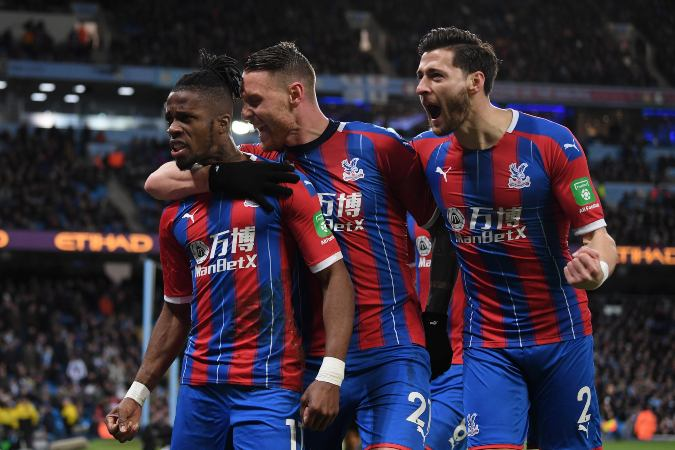 Manchester City - Crystal Palace pronostico