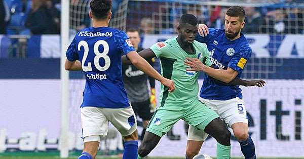 Schalke 04-Hoffenheim