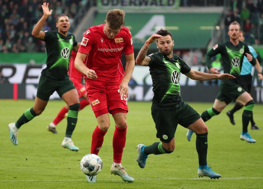 Union Berlino-Wolfsburg